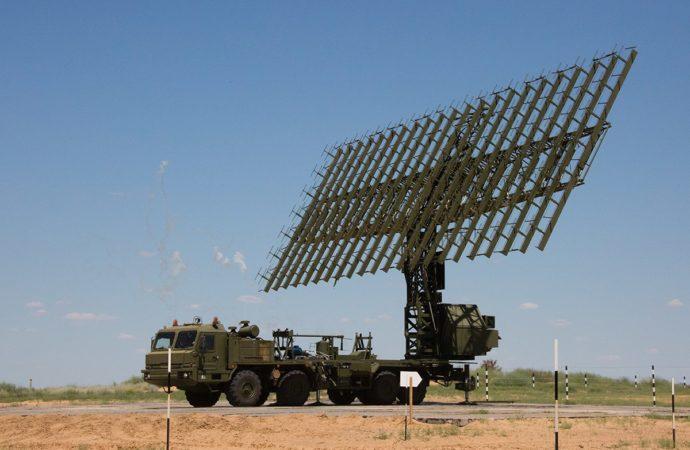 Модернизированная РЛС заступила на боевое дежурство в Саратовской области