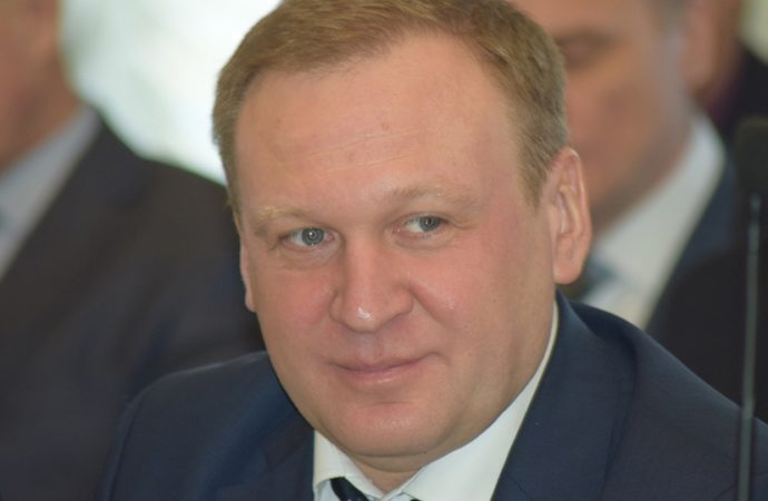 Глава Волжского района ушел в отставку