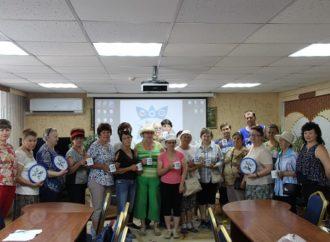 В Энгельсском доме-интернате прошла викторина для участников проекта «Оздоровительная площадка «Территория долголетия»