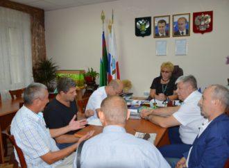 Новости МВЛ: Рабочее совещание в рамках реализации ФАИП