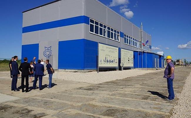 СЭЗ имени Серго Орджоникидзе открыл в Саратовской области производство малотоннажной химии