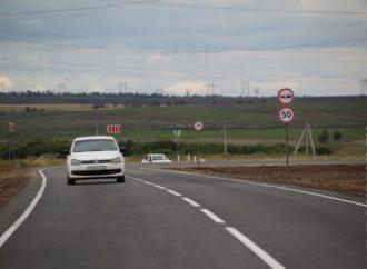 Закончилось строительство второго подъезда к аэропорту «Гагарин»