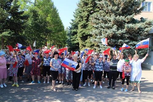 День Государственного флага Российской Федерации в ГАУ СО «ЭДиП»