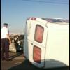 На Саратовском мосту произошло серьезное  ДТП