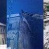 В Саратове активно чистят крыши