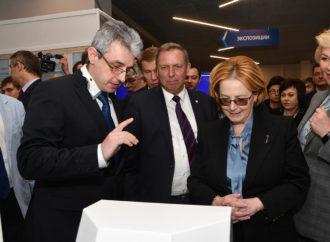 Министр здравоохранения посетила Саратовскую область с рабочим визитом