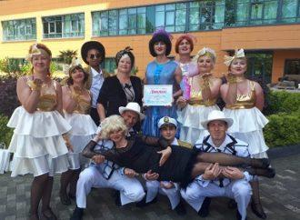 Танцевальные коллективы Энгельсского дома-интерната стали победителями Всероссийского отборочного этапа международного фестиваля в Сочи