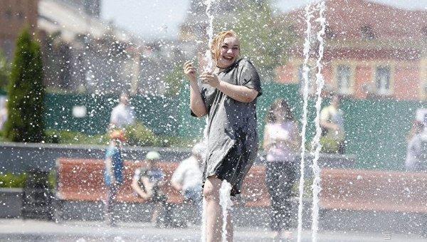В области ожидается жара более 31 градуса