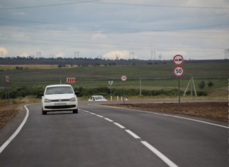 """Закончилось строительство второго подъезда к аэропорту """"Гагарин"""""""