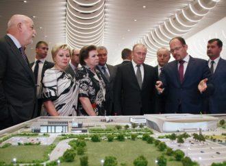 Владимир Путин четвертый раз посетил Саратов