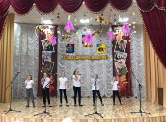 Дети подарили проживающим Энгельсского дома-интерната хорошее настроение и свои таланты