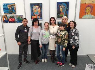 Энгельсский дом-интернат принял участие в творческой ярмарке в Казани