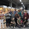 Проживающие Энгельсского дома-интерната посетили выставку экзотических животных