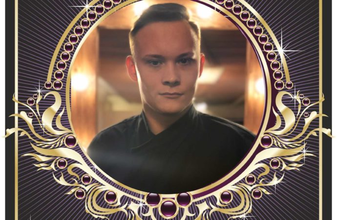 Статист финала баттла парикмахеров – Александр Хатьков
