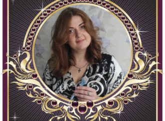 Судья Баттла парикмахеров -Садовникова Екатерина