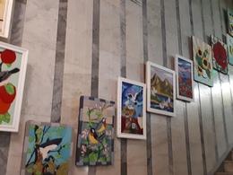 Афиша: Выставка «Магия творчества»