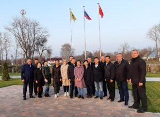 Делегация из Китая посетила Саратовскую область с целью исследования мест выращивания и хранения пшеницы и ячменя
