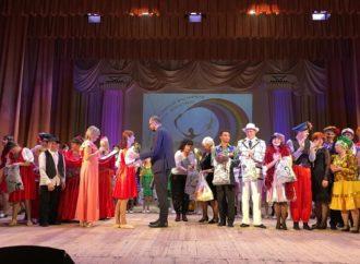 Проживающие Энгельсского дома-интерната продемонстрировали свои таланты в ежегодном фестивале «Невозможное-возможно»