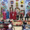 Со сцены Энгельсского дома-интерната звучали народные песни