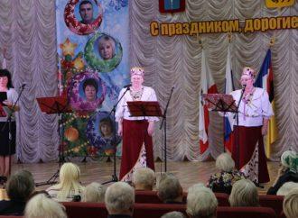 Самодеятельные артисты Энгельсского дома-интерната завершили череду праздничных мероприятий, посвященных Дню Матери.