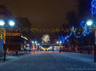 Театральная площадь работает в специальном новогоднем режиме