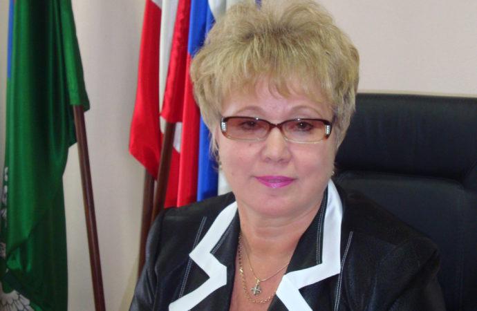 Александра Сызранцева -депутат Саратовской городской Думы пятого созыва поздравляет с Новым годом!