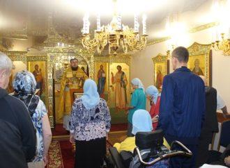 Празднование Крещения Господня в Энгельсском доме-интернате Крещение — один из многочисленных зимних праздников, который не менее важен для христиан, чем Рождество.