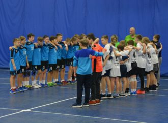 Открытое первенство Саратовской области по гандболу среди юношей 2008 г.р. Итоги соревнований.