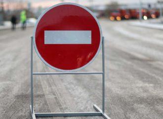 В период проведения соревнований 1 февраля будут введены ограничения для транспортных средств