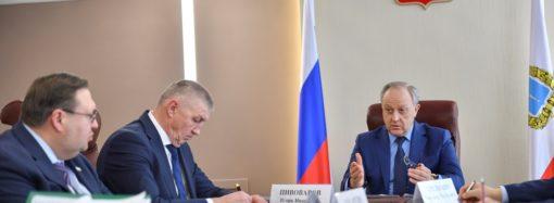 Валерий Радаев потребовал обеспечить оперативное информирование жителей об инфекционной ситуации в регионе