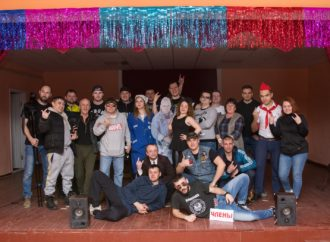 В Саратове сняли «Дрон» Красной Плесени