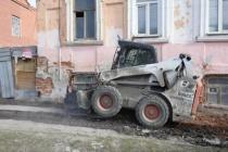 Реконструкция тротуаров ведется во всех районах города