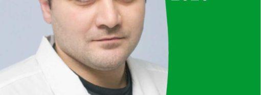"Номинант Премии ""Лидер года 2020""- Акопов Эрик Норикович-врач стоматолог-ортопед"