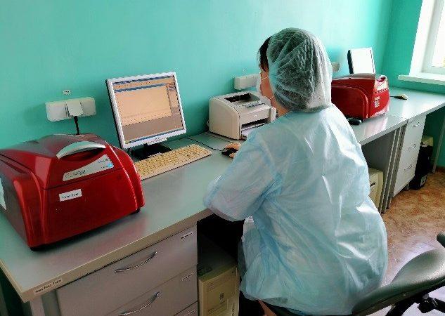 О проведенных молекулярным методом исследованиях на инфекционные заболевания – генетический материал возбудителей инфекционных заболеваний не обнаружен