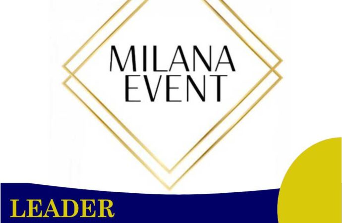 """Номинант премии """"Лидер года 2020"""" Milana Event"""