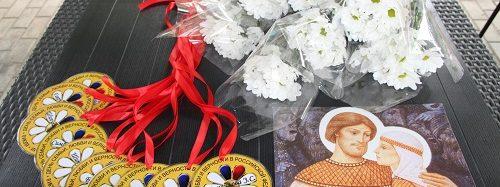 В День любви, семьи и верности в Энгельсском доме-интернате чествовали супружеские пары