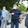 Михаил Исаев остался недоволен ходом работ на стадионе «Волга»
