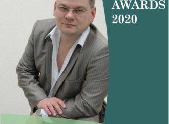 """Сергей Баштовой -автор и исполнитель номинирован на премию """"Лидер года 2020"""""""