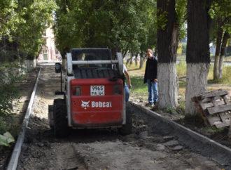 В Саратове завершен ремонт 141 тротуара