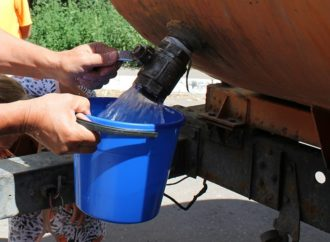 Жителям Заводского, Фрунзенского, Октябрьского, Кировского районов будет организован подвоз воды