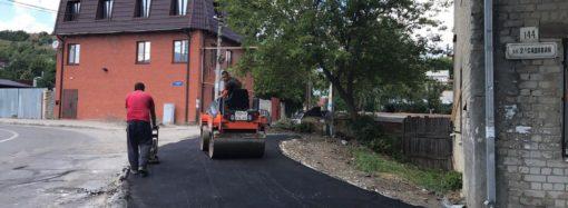 В Саратове завершен ремонт 138 тротуаров