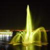 Сегодня фонтан «Сердце Волги» зазвучит иначе