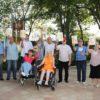 В Энгельсском доме-интернате для престарелых и инвалидов отметили День города