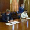 Подписано соглашение о сотрудничестве муниципалитета и СГЮА