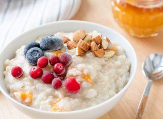 Овсянка на завтрак: польза и вред