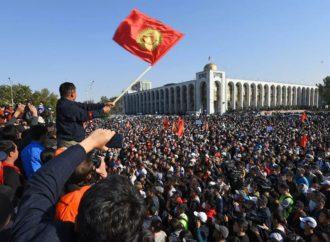 ЦИК Киргизии признал недействительным итоги выборов в стране.