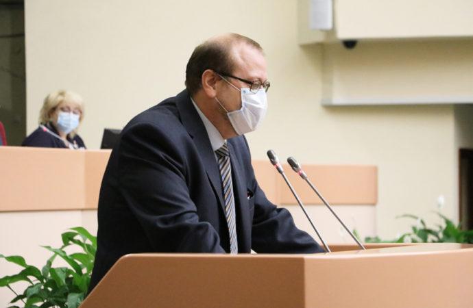 Преподаватель Президентской академии вошел в состав коллегии судей Саратовской области