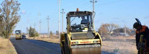 Михаил Исаев проверил ход ремонта дорог в рамках национального проекта