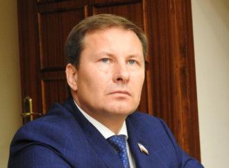 Вадим Ойкин получил выговор