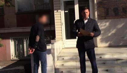 Руководитель УК задержан за взятку